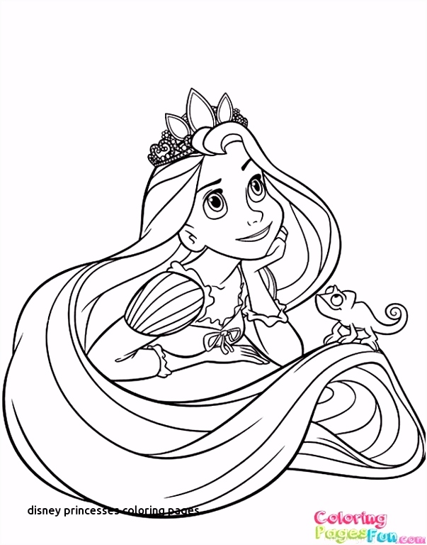 Rapunzel Coloring Page Beautiful Coloring Pages Disney – Gwall