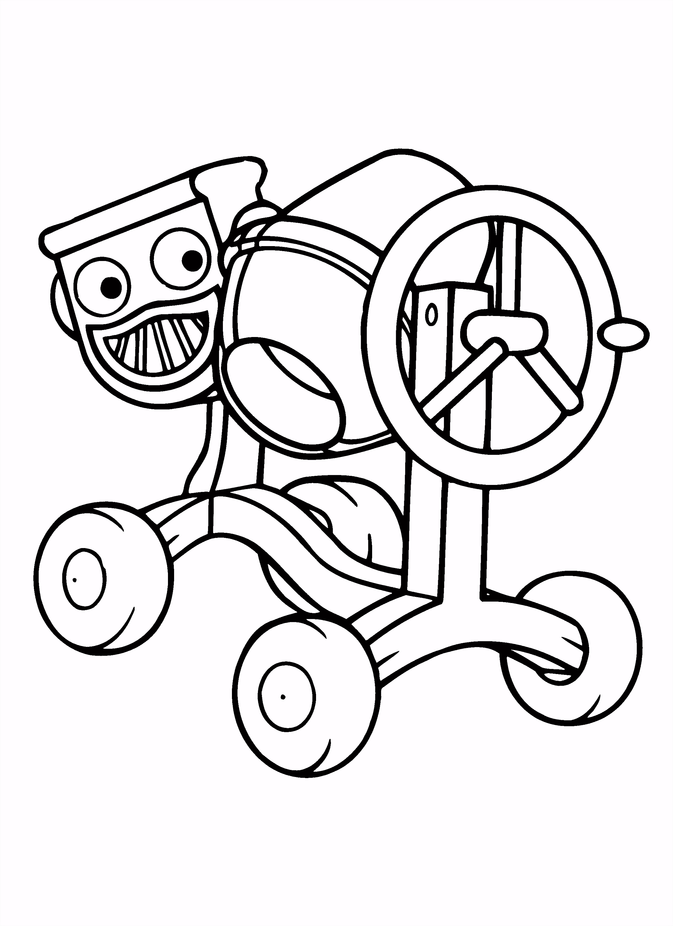 Bob the Builder Coloring Sheets Free Download