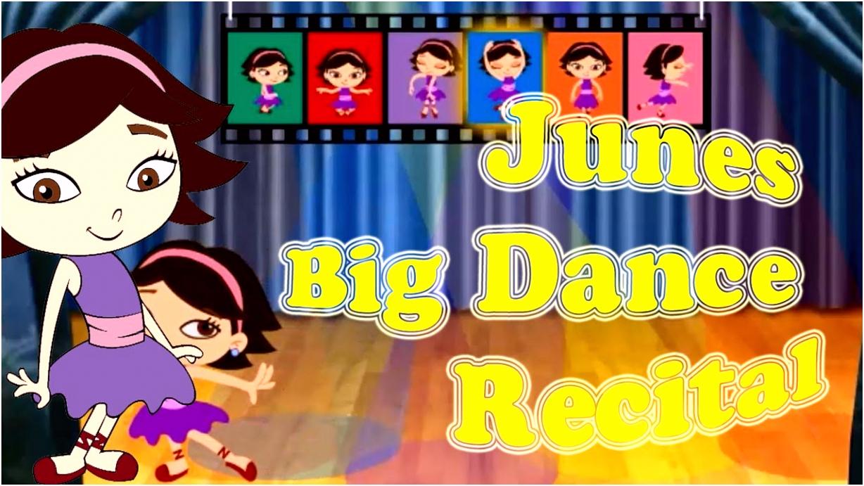 Little Einsteins Mission Junes Big Dance Recital Episode Disney