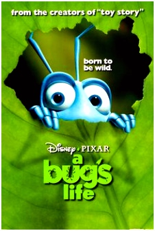 27 best DCA AK Bugs Land Tough to be a bug A Bug s Life images on