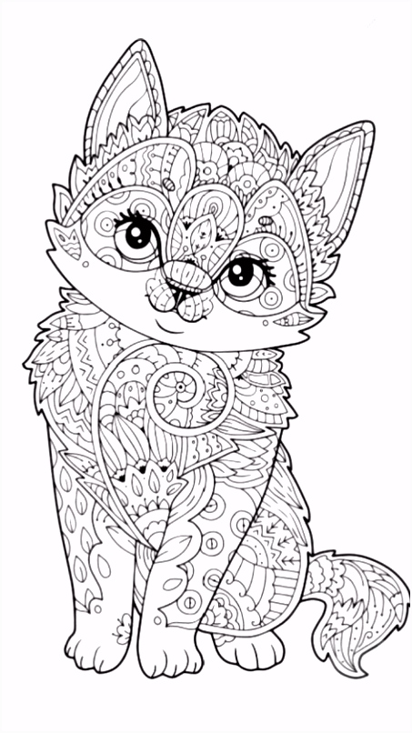 Baby Rabbit Coloring Pages Bug Bunny Drawing at Getdrawings