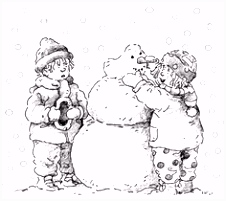 126 beste afbeeldingen van Winter Kleurplaten Coloring books