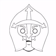 19 beste afbeeldingen van Thema Carnaval Maskers Crafts