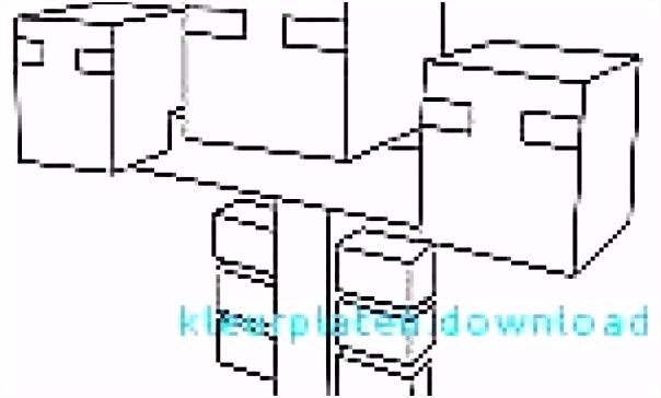 Unique Minecraft Kleurplaat Games Kleurplaten