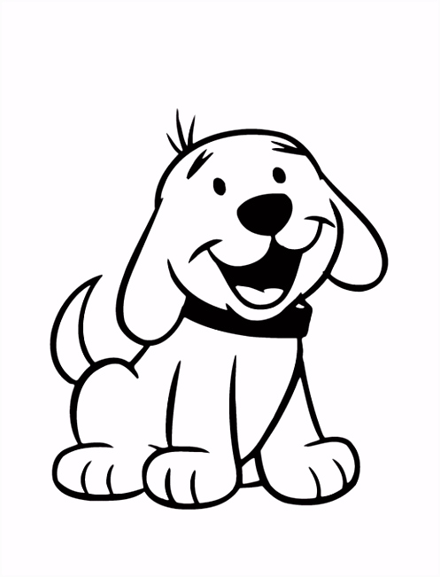 coloring pages for girls puppy Coloring Animals