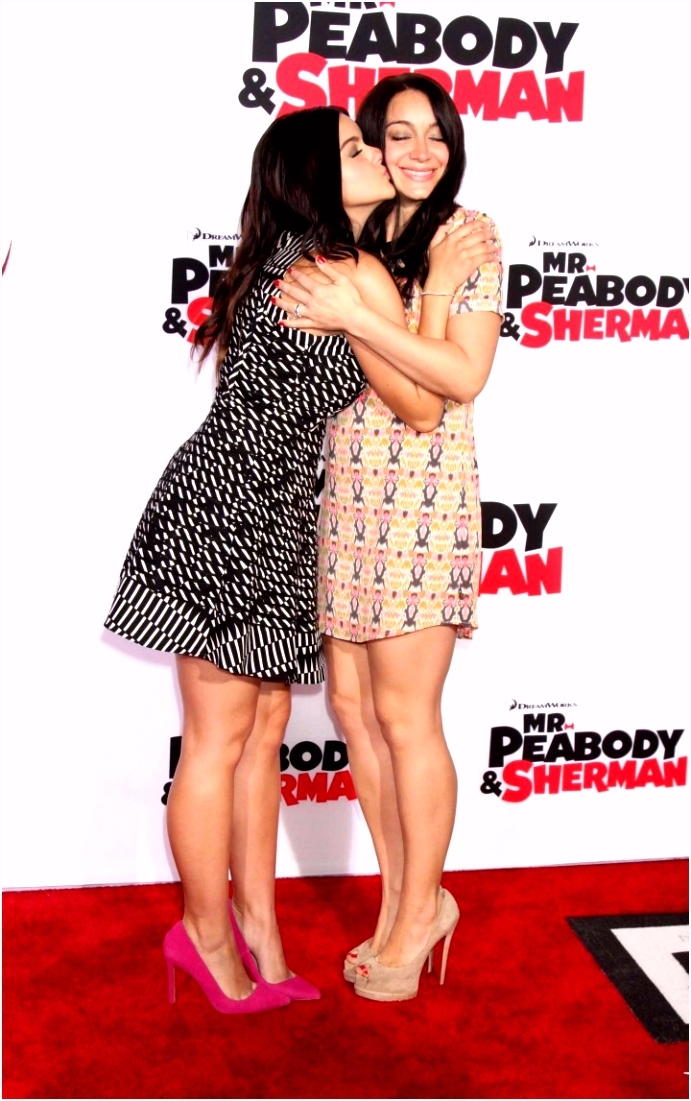 Ariel Winter Mr Peabody & Sherman Premiere 16 GotCeleb