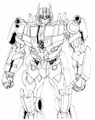 Afbeeldingsresultaat voor kleurplaten transformers