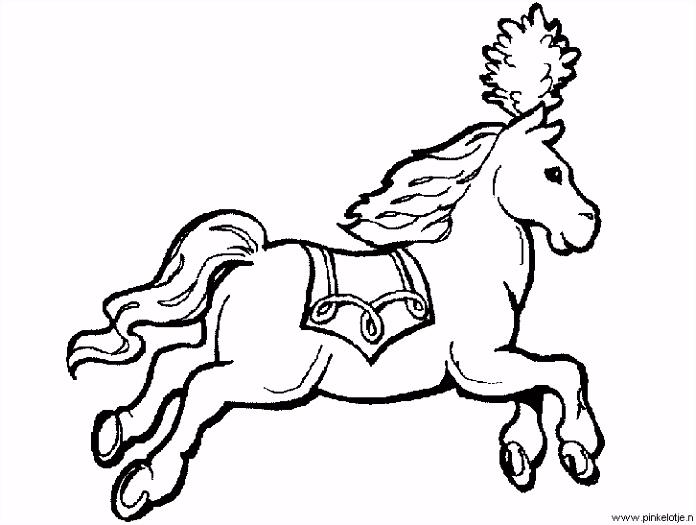 Kleurplaten Paarden Kleurplaten Circuspaarden Archidev L7au62wky7 R6yl5sgugu