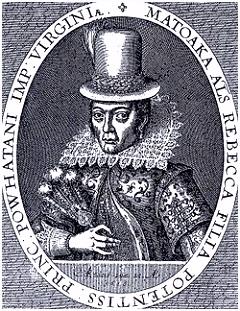 Pocahontas – Wikipedija