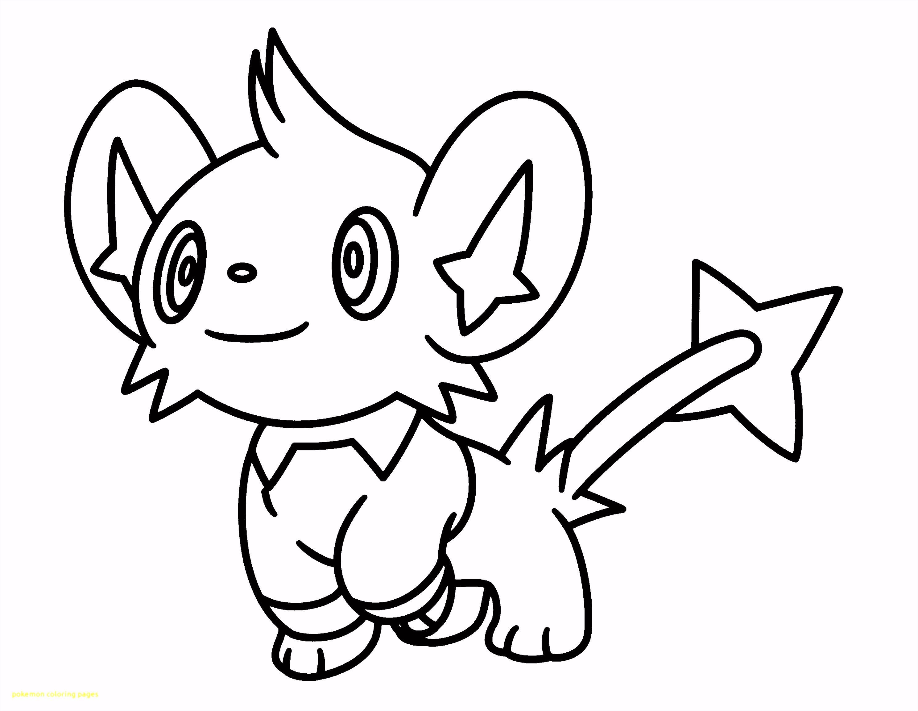 Summary Free Printable Pokemon Coloring Pages For Kids Color Zini