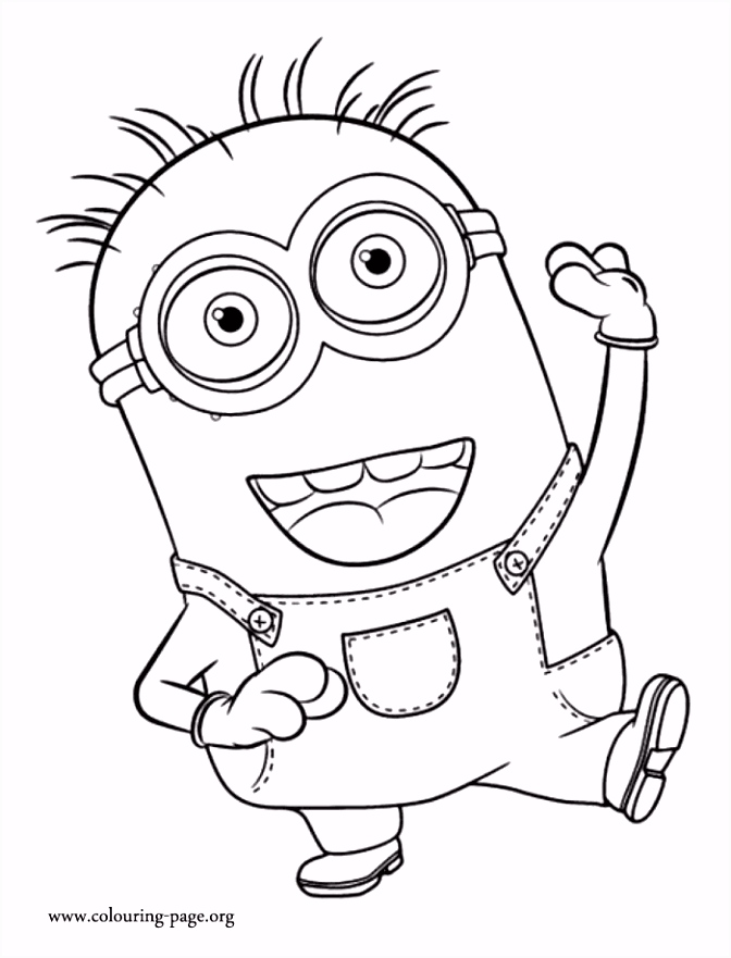 While you wait for the up ing movie Minions have fun coloring