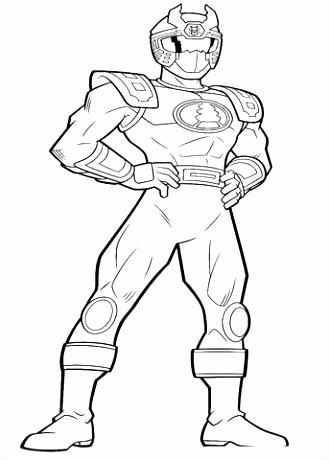 Power Ranger Kleurplaat Ranger Kleurplaten Power Rangers Ninja Steel