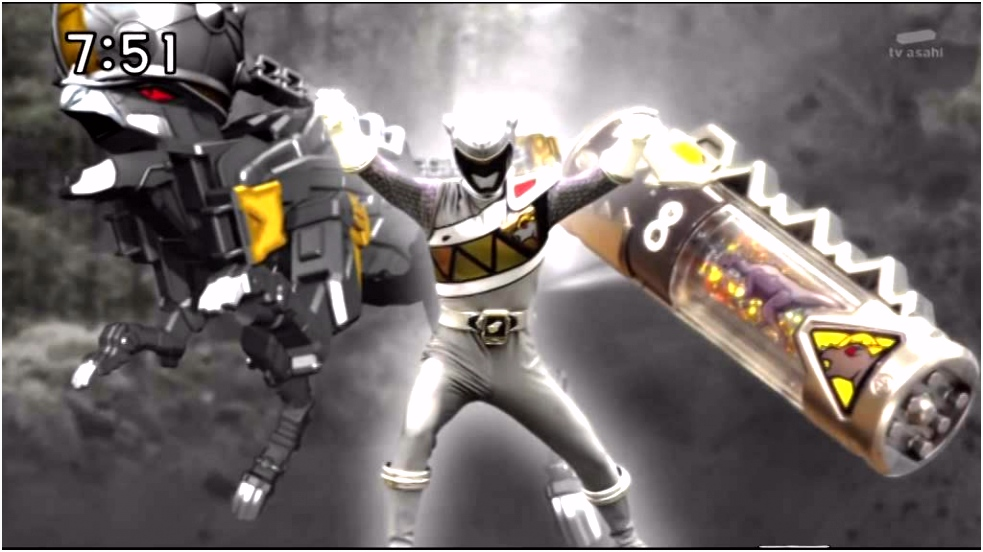 Power Rangers Dino Charge Song