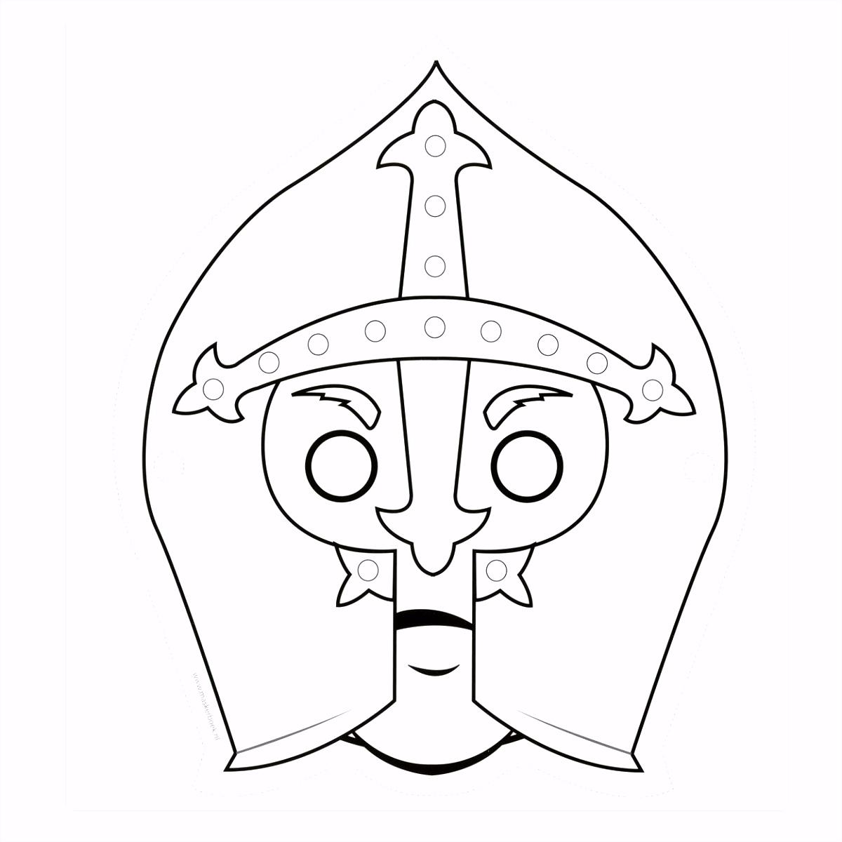Maskers Ridders Van alles wat