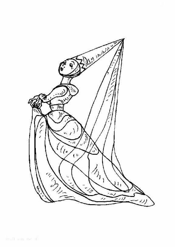 Prinses Kleurplaten Uniek Hg6677 Jasmine Disney Prinses – Werkbladen