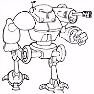 14 best Coloring Pages Robots images on Pinterest