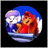 Kleurplaten De Reddertjes Disney