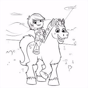 Nella de prinses ridder
