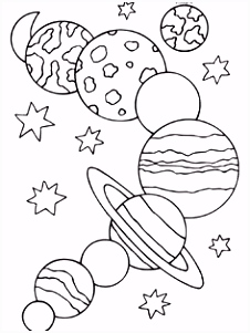 new year coloring page baby reading book pages