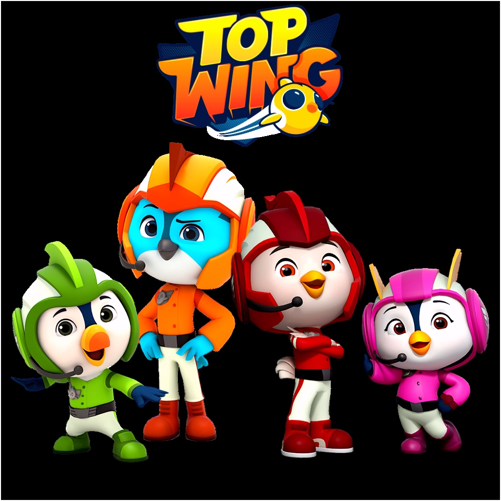 Top Wing Full Episodes and Videos on Nick Jr