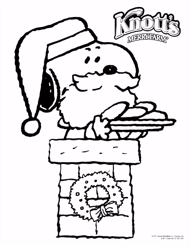 snoopy coloring page Coloring Pages Pinterest