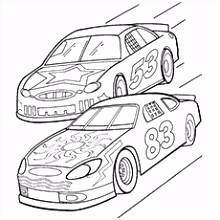 Nascar Coloring Pages to Print Good Nascar Coloring Pages – coloring