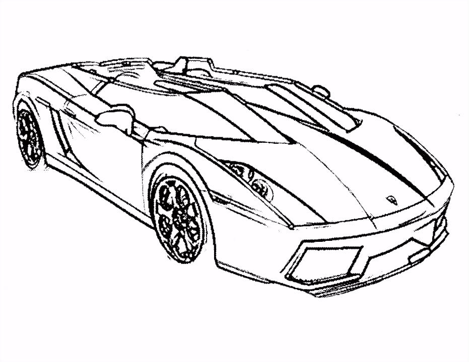 Super Cars Coloring Pages Elegant 30 Car Coloring Pages