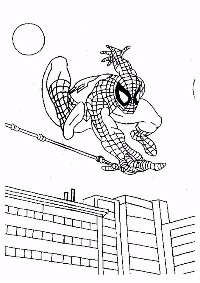 Spiderman Kleurplaten Van Kleurplaten Spiderman 3 – baisanfo