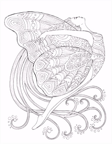 1524 best COLORING PAGES images on Pinterest in 2018