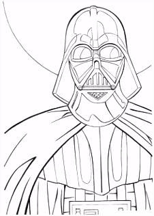 67 best Star Wars PB CS Coloring Pages images on Pinterest in 2018
