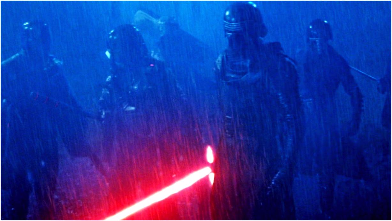 Star Wars The Force Awakens Adam Driver on Kylo Ren s Motivations