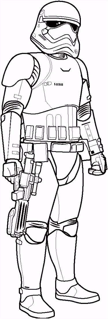 Star Wars the force Awakens Coloring Pages Kleurplaten Star Wars the