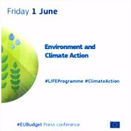 European mission Environment LIFE Programme