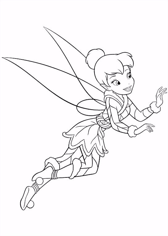 Sininho ou Tilim Tim no original em inglªs Tinker Bell é uma