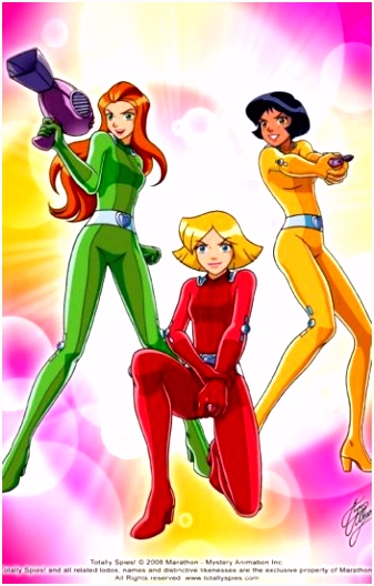 Creepypasta Totally Spies Lost episode Shadow Lioness Wattpad