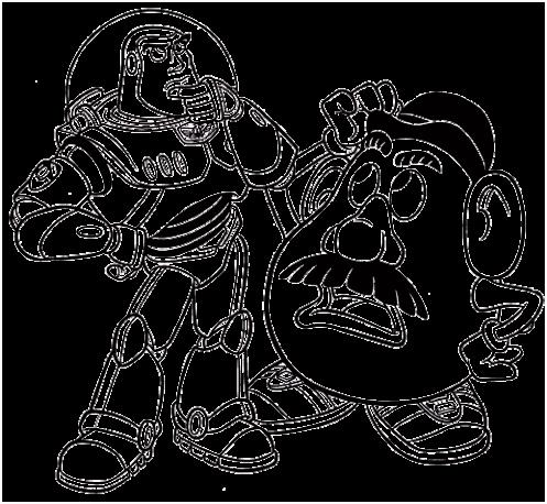 inkleuren Toy Story 3 – Inkleuren Voor de leukste kleurplaten