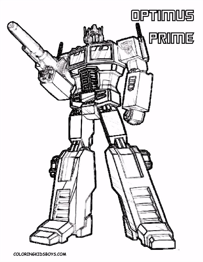 01 optimus prime transformers at coloring kids boys 816—1 056