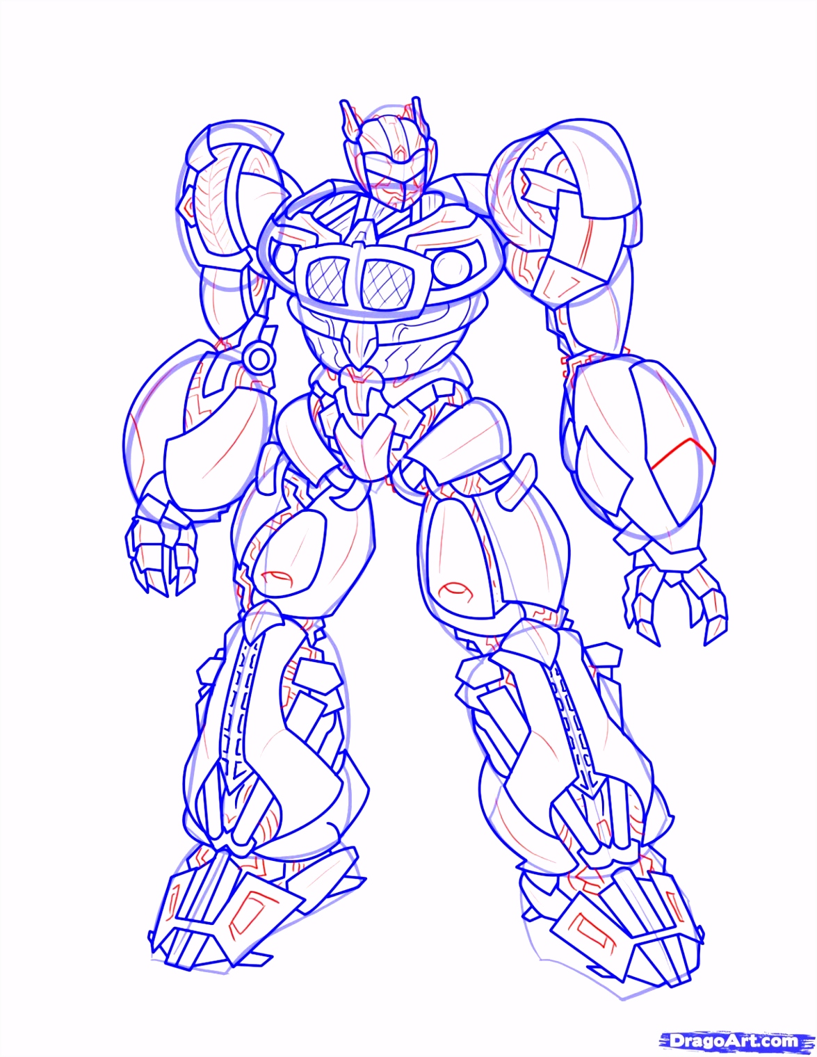 how to draw transformers Art in 2018 Pinterest