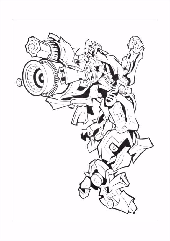 Transformers Ausmalbilder Malvorlagen Zeichnung druckbare nº 16
