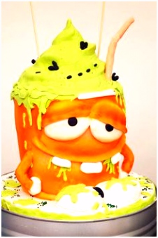 115 best Trash Pack Birthday Party images on Pinterest