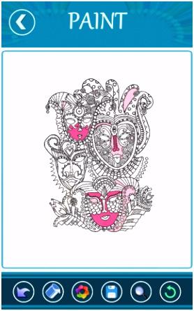 ColorTherapy Adult Color Book 1 0 APK دانلود برای اندروید Aptoide