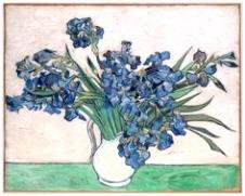 34 best Art Van Gogh Irises images on Pinterest in 2018