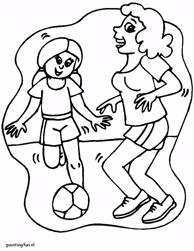 Kleurplaten Voetbal Kleurplaten Logo Voetbalclubs – noumanfo