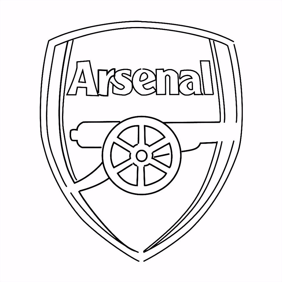 Leuk voor kids – Logo Arsenal