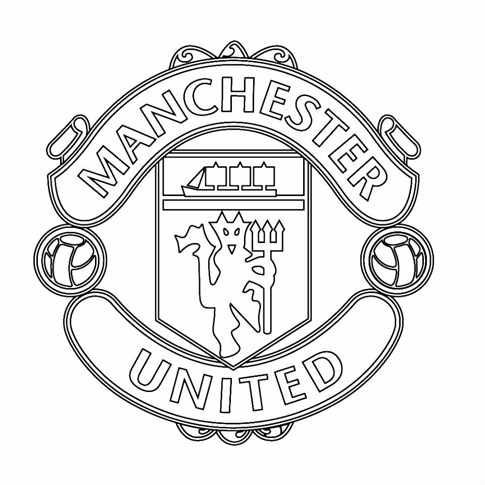 Leuk voor kids – Logo Manchester United