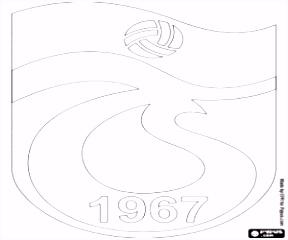 Voetbal Kleurplaat Logo Juventus AUSMALBILDER GALATASARAY Besiktas