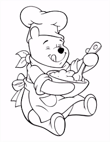 254 best winnie the poo coloring images on Pinterest