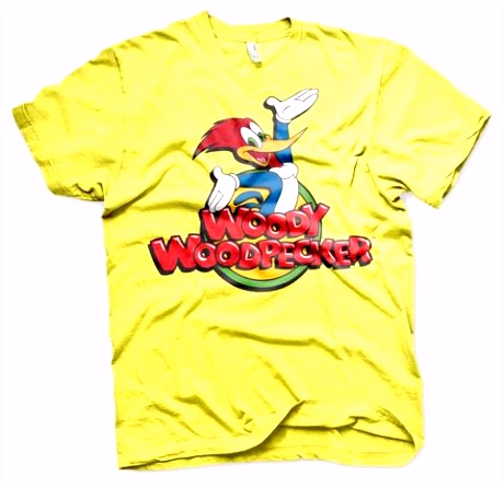 Woody Woodpecker – fanarty
