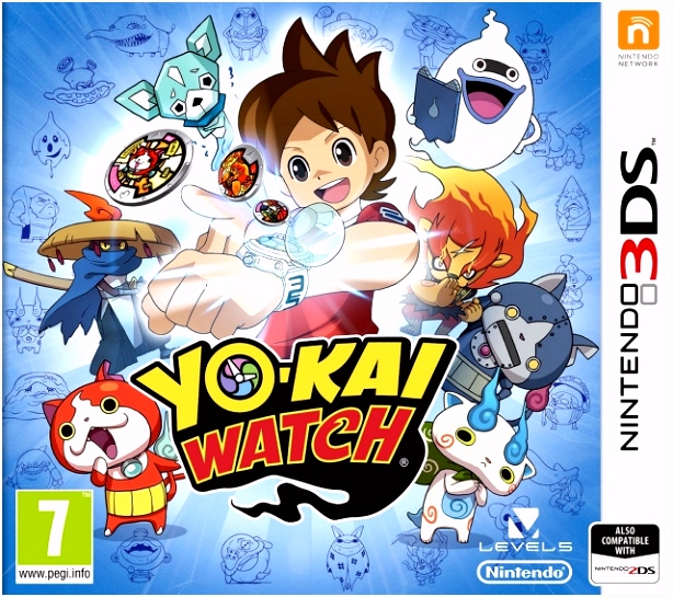 Kleurplaten Yo Kai Yo Kai Watch Details Launchbox Games Database E1fs25zys5 Duwus5ejgu
