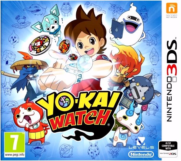 Yo kai Watch Details LaunchBox Games Database